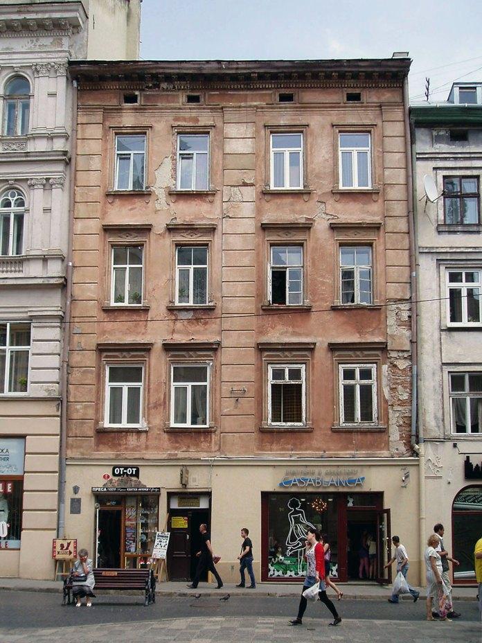 Будинок №3 на вул. Галицькій