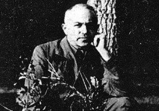 Микола Сеньковський, друга пол. 1930-х рр. (зі сайту http://proidysvit.livejournal.com/61415.html)