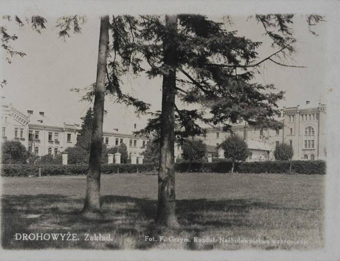 Заклад в міжвоєнний період. Фото 1928-1937 рр.