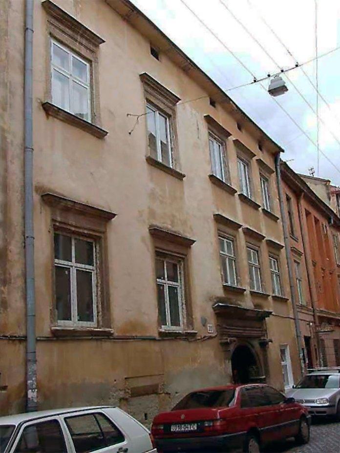 Будинок №20 на вул. Вірменській
