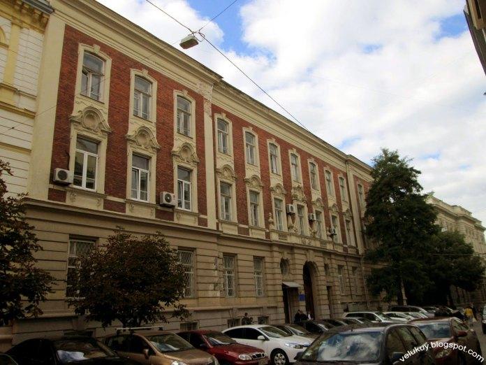 Споруда Художньо-промислової школи