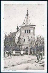 Костел Варфоломія в Дрогобичі, 1930 рік