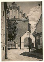 Костел Варфоломія в Дрогобичі, 1938 рік