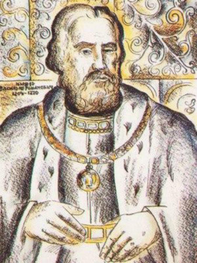 Князь Василько Романовчи. Фото з https://uk.wikipedia.org