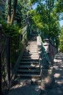 Сходи до будинку на вулиці Тютюнників, 6, фото М. Ляхович