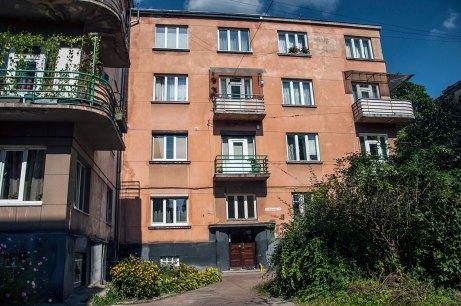 Будинок на вулиці Тютюнників, 43, фото М. Ляхович