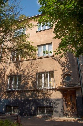Будинок на вулиці Тютюнників, 39, фото М. Ляхович