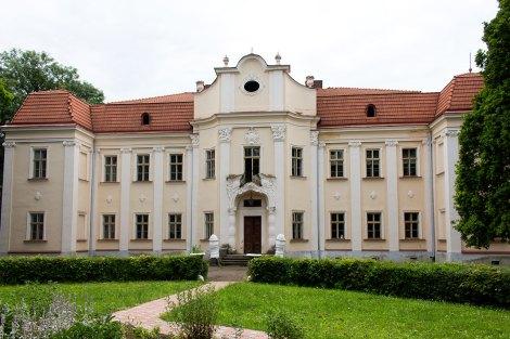 Палац архієпископів, 2016 р.