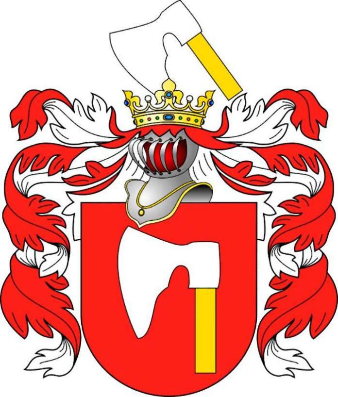 Герб родини Вроновських (джерело фото https://pl.wikipedia.org/wiki/Stanis%C5%82aw_Wronowski)
