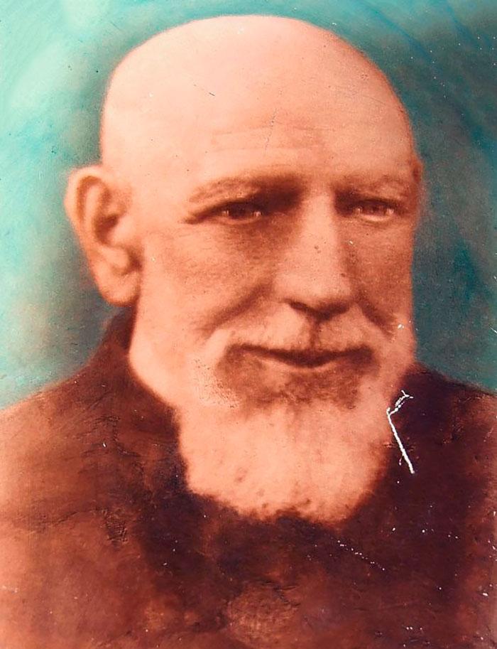 Отець-митрат Олексій Базюк, світлина 1930-х років