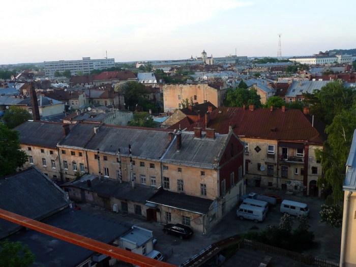 Фабрика та будинки І.Левинського (тепер вул. Генерала Чупринки, 58)