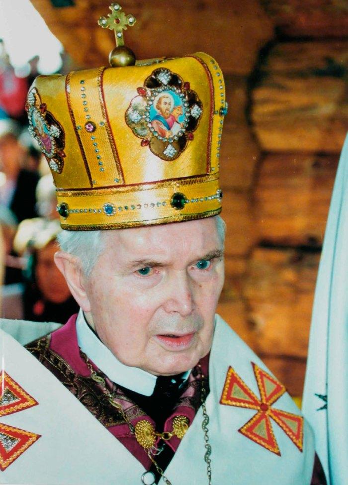 Владика Софрон Дмитерко, ЧСВВ, єпископ Івано-Франківський – один з вихованців отця Дам'яна Богуна
