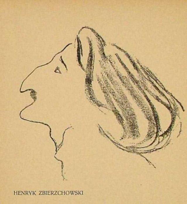 Портет Генрика Збєжховського. Автор Казимир Сіхульський