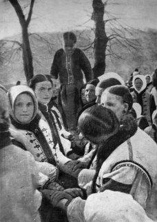 Юліан Дорош. Гагілка, сер. 1930-х рр. (Світло й Тінь. – 1936. – Ч. 5)