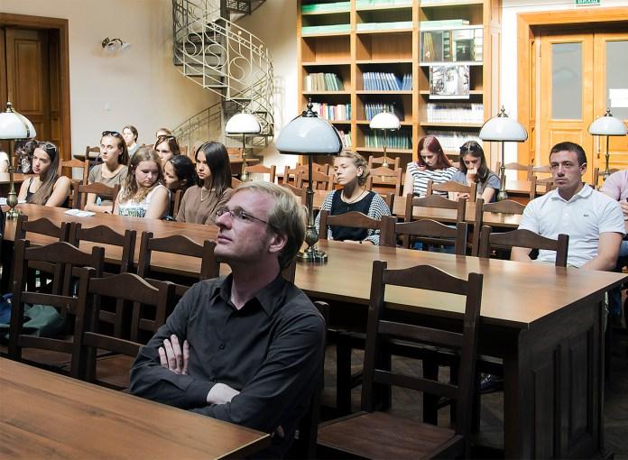 Аудиторія круглого столу. Фото: Ксенія Янко