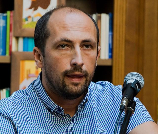 Іван Хома. Фото: Ксенія Янко
