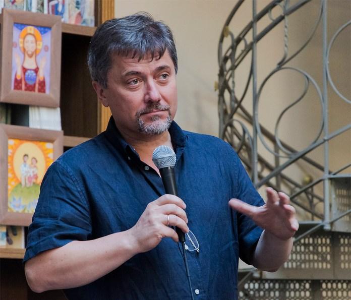 Олег Фешовець. Фото: Ксенія Янко