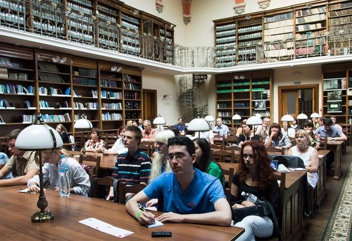 Гості презентації. Фото: Ксенія Янко