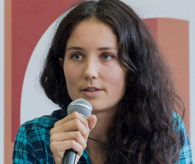 Наталія Тарнавчик. Фото: Ксенія Янко