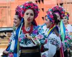 Аансамбль пісні і танцю імені Андрія Кушніренка. Фото: Ксенія Янко
