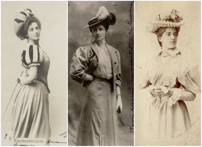 1896 рік в житті Соломії Крушельницької