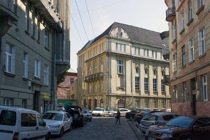 Площа Шашкевича, 5. Фото 2016 року