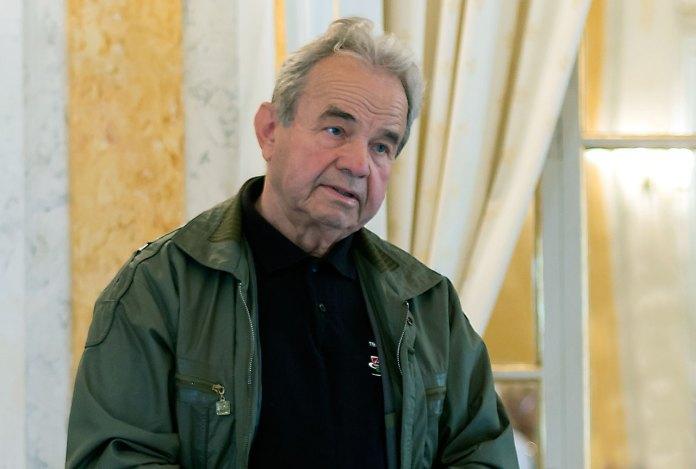 Перший директор «Шевченківського гаю» Борис Рибак