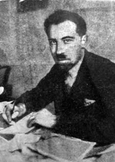 Михайло Рудницький, письменник і літературний критик, поч. 1930-х рр. (Назустріч. – 1934. – Ч. 1)