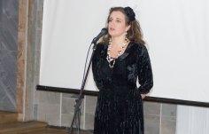 Організатор Ірина Сорокіна відкриває фестиваль «Lady&Teddy»