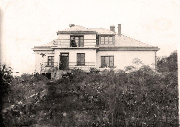Реколекційний будинок на Берегах