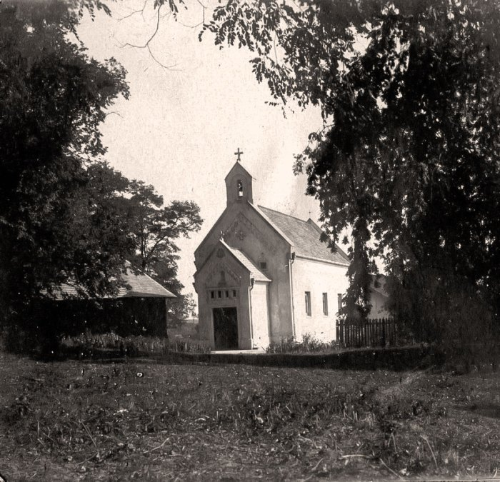 Монастирська каплиця на Збоїськах. 1920-ті рр.