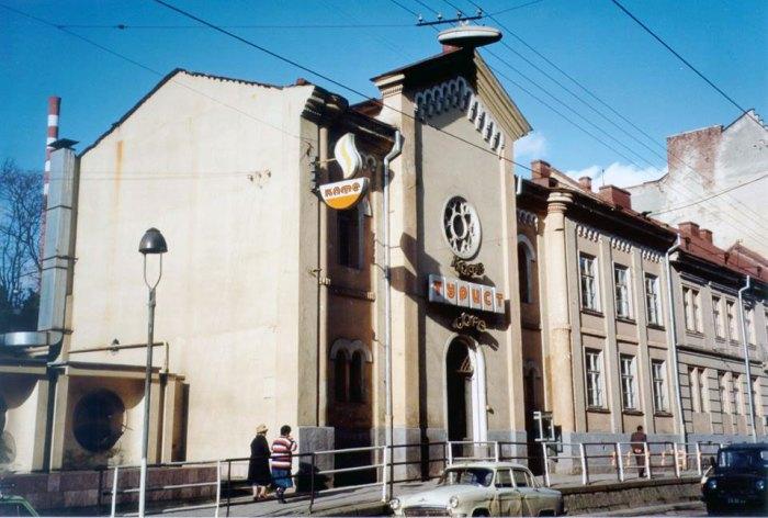 Церква Непорочного Зачаття Пресвятої Богородиці (монастирський храм оо.- редемптористів) у радянський час