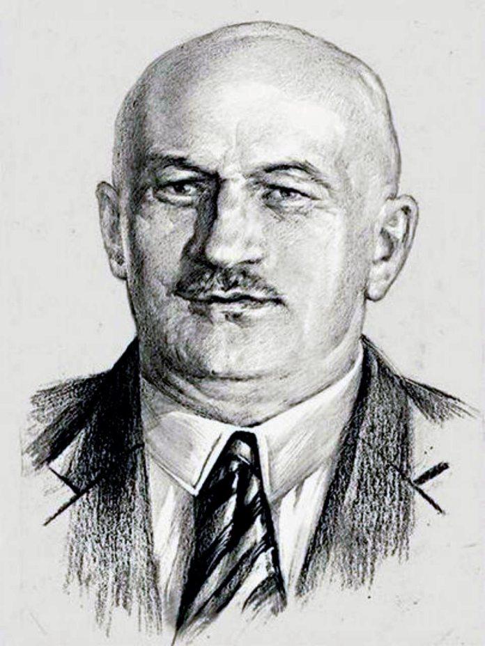 Архітектор Вітольд Мінкевич