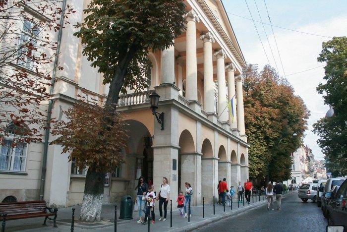 Національний академічний український драматичний театр імені Марії Заньковецької. 2016 рік, фото Анастасії Нерознак.
