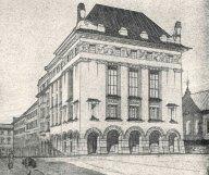 Конкурсний проект Ремісничої палати – теперішнього Львівського академічного обласного театру ляльок