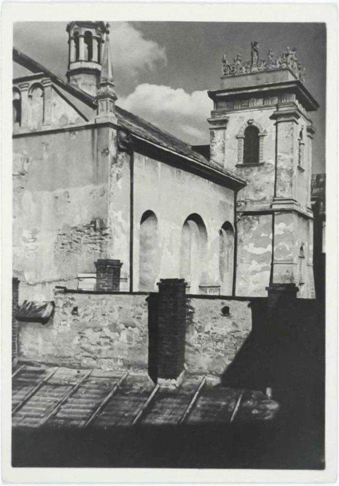 У радянські часи у костелі влаштовано склад, а у приміщені монастиря було Музично-педагогічне училище №2. Нині монастирський комплекс належить згромадженню сестер студиток і називається храм Усіх Святих і монастир Покрови Пресвятої Богородиці.