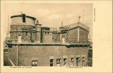 Обсерваторія «Львівської політехніки», яка була зруйнована 1941 року. Фото 1920 р. З. Косовського