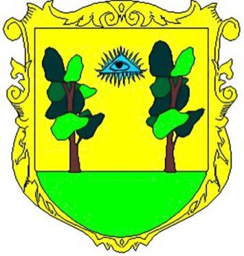 Геральдичні елементи Дублян :сучасний герб Дублян