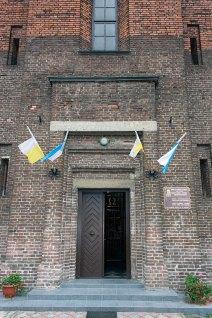 Костел Матері Божої Ченстоховської в Любіні Великому, 2016 р.