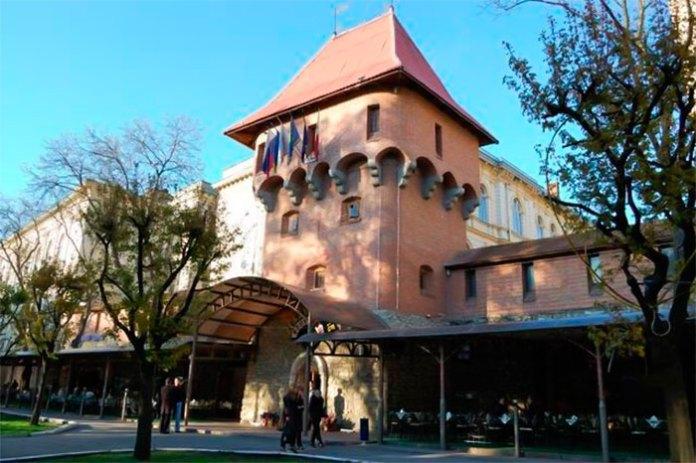 Вежа крамарів (бутафорія)