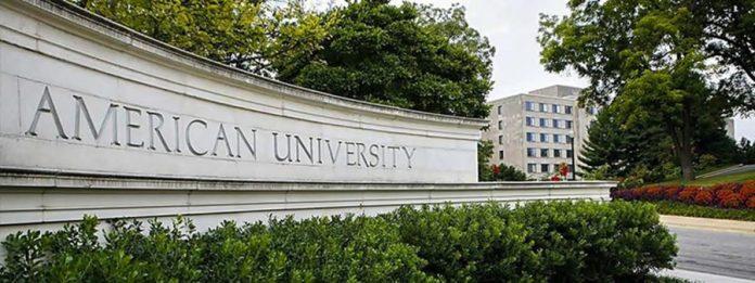 Американський уніеврситет у Вашингтоні. Фото: www.nbcwashington.com