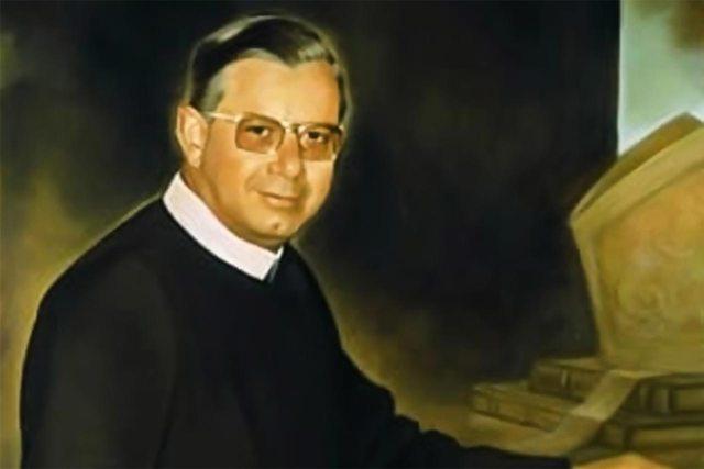 Отець Тарчізіо Аріовальдо Амараль – архімандрит Чину Найсвятішого Ізбавителя у 1967 – 1973 рр.