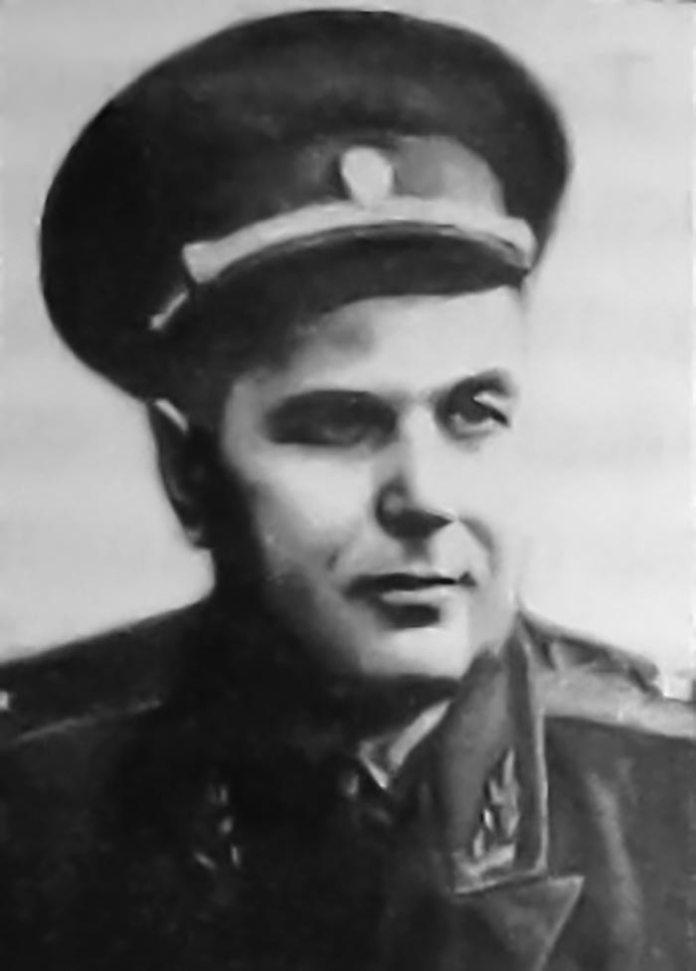 Генерал-майор Ніколай Полудєнь – начальник УКГБ при Раді Міністрів Української РСР у Львівській обл. від 1965 до 1978 р.