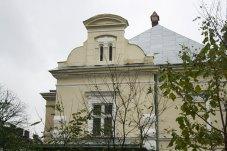 Маєток Брикчинського. Нині лабораторія «Львівської політехніки». Фото: Анастасія Нерознак