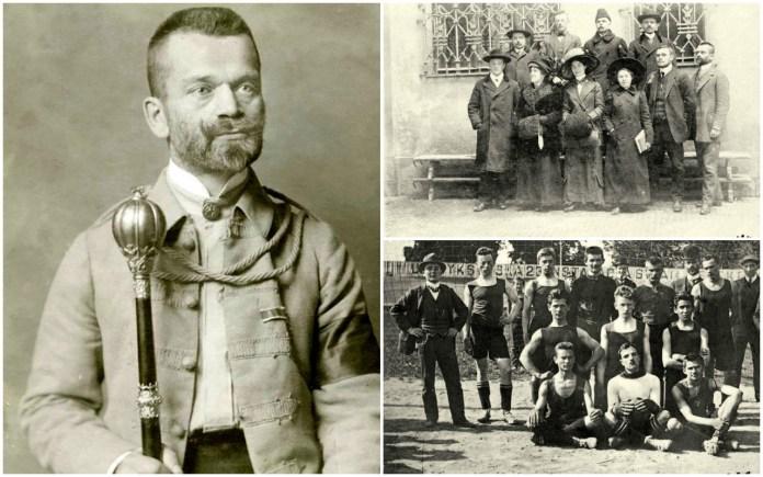 Сини Івана Франка, або перші українські фахівці з руханки та змагу