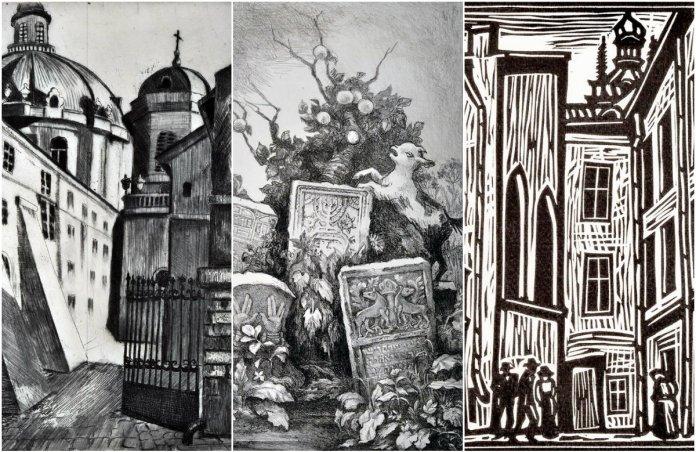 Унікальні роботи за кілька століть покажуть на виставці «Львів графічний»