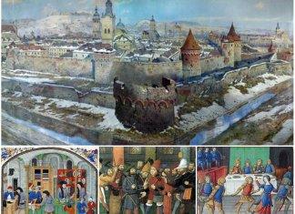 Карнавал життя середньовічного Львова