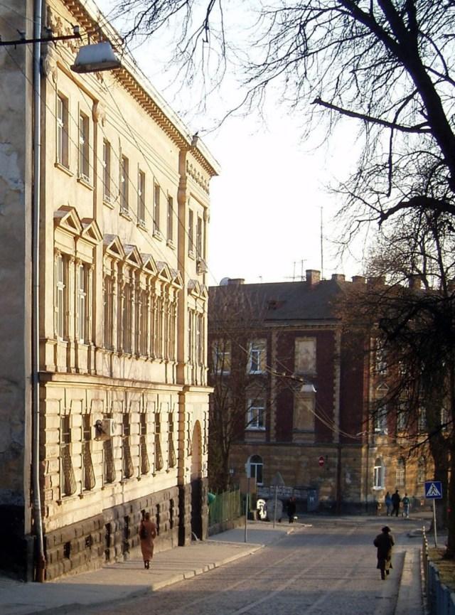 Будинок на вул. Короленка №9