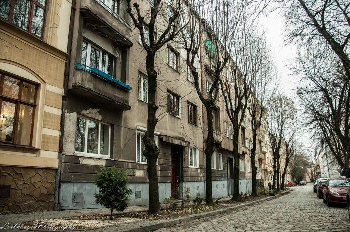 Львів, вулиця Японська, фото М. Ляхович