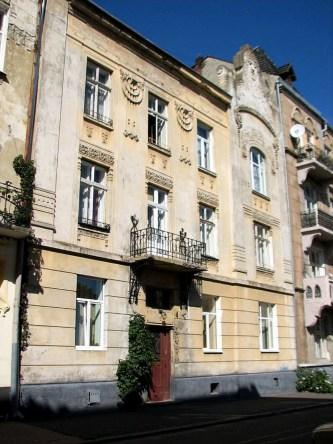 Будинок на вулиці Брюллова №4